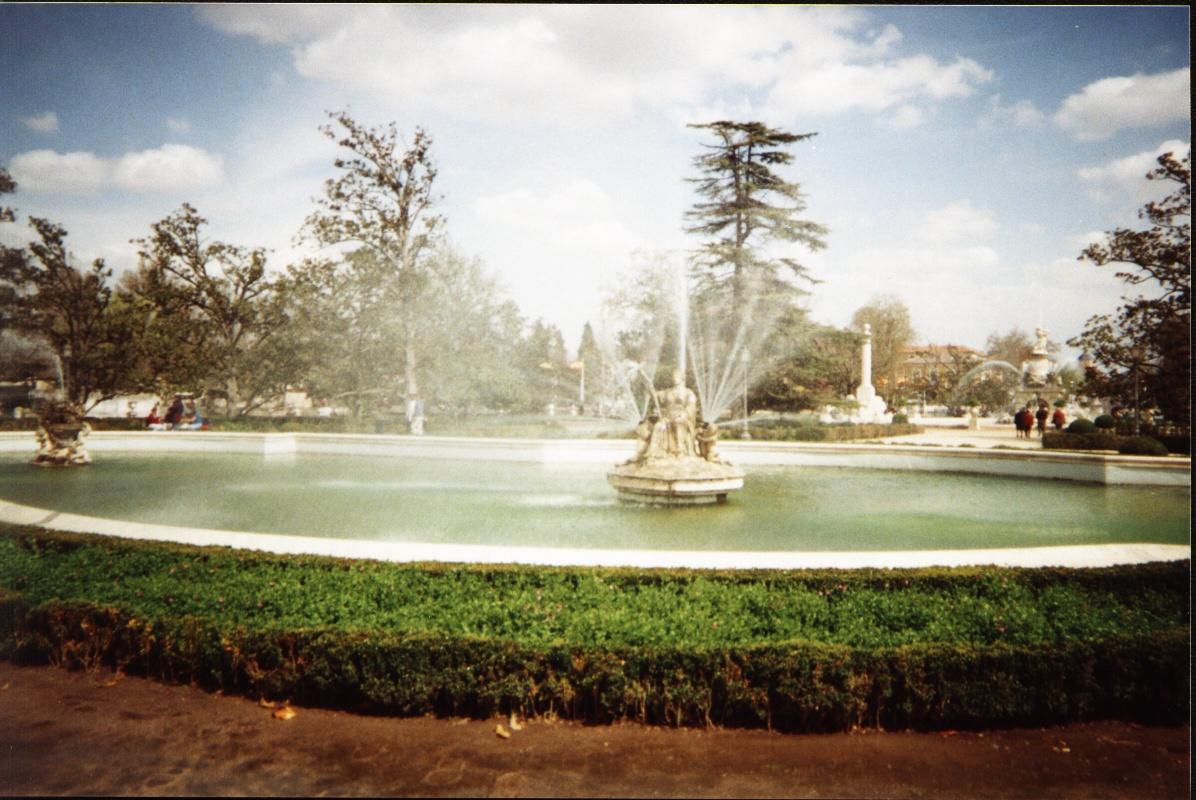 Aranjuez semana santa 2002 for Los jardines de aranjuez