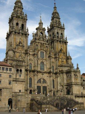 Fachada de la catedral (I)